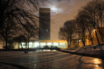 Sheffield Arts Tower von James Biggadike
