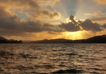 Coniston Water Sunset von James Biggadike