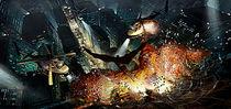 explosion jump von Humza Khan