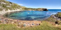 Lulworth Cove Dorset von Alice Gosling