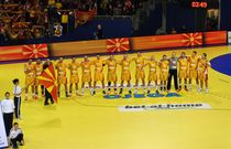 Macedonian National Handball Team by Oliver Noveski