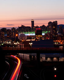 Vancouver  by Andy Gagne