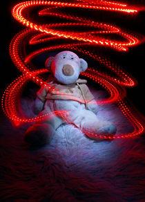 Poor teddy by Paul messenger