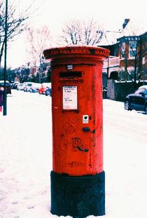Post box von Giorgio Giussani