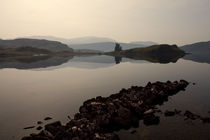 Ardvreck Castle Reflections by Derek Beattie