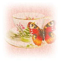 Afternoon tea by sharon lisa clarke