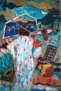 Difficult inspiration by Gabriella  Cleuren