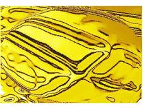Heiliger Geist yellow von Christian Wildauer