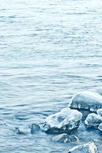 Eisblaue See by Katharina Weigl