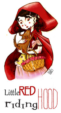Little Red Riding Hood by Patricia Corrales