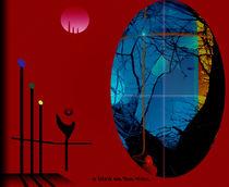insidelookingout (a bird on the wire) von zyklop