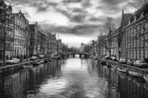 Amsterdam B/W von mauriziodp