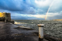 Rainbow to Arran by Paul messenger