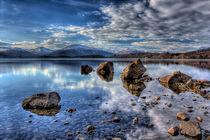 Milarrochy Bay Loch Lomond von Paul messenger