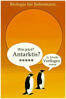 KLeine(r) Scherzkarte. by Bernd Vagt