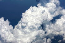 big white fluffy clouds von Nadia Kouloura