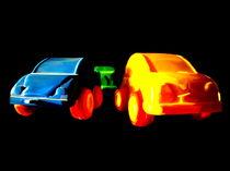 Car Race von Trevor Butcher