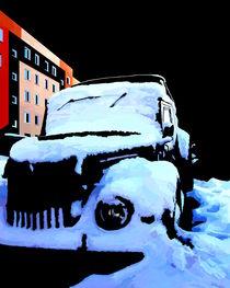 Polish Gaz 4WD von Trevor Butcher