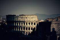 Le Colisée, Rome by Mickaël PLICHARD