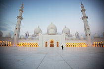 Sheikh Zayed Grand Mosque by Thamer Al-Hassan