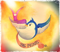 Be Mine by Aline Boni