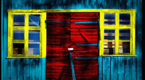 das alte bunte Haus by tinadefortunata