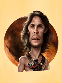 "JOHN CARTER OF ""MARS"" von Alex Gallego"