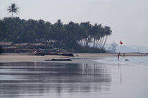 Along the Beach North Goa by serenityphotography