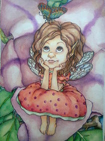 Little Fairy by deea