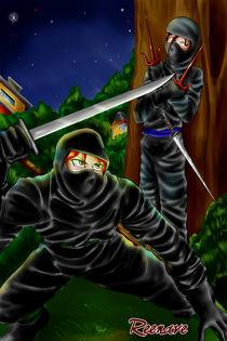 If they were ninjas von reenave