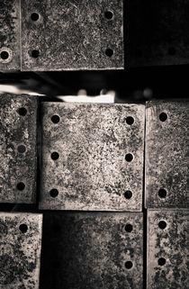 Steel girders von Lars Hallstrom