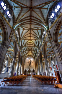 Blackburn Cathedral by inkedsandra