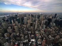 NYC: Uptown by Nina Papiorek