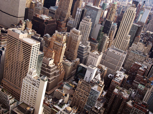 Skyscraper-entw