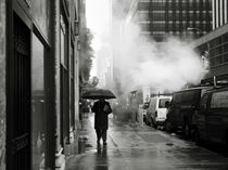 NYC: Rain by Nina Papiorek