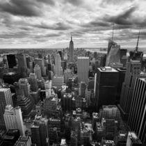 NYC: Skyline von Nina Papiorek