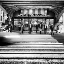NYC: Pershing Square by Nina Papiorek
