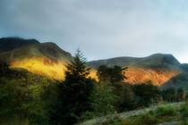 Snowdonia Dawn von Wayne Molyneux