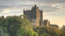 Bolsover Castle, Derbyshire. von John Biggadike
