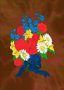 Blumengruss by eth