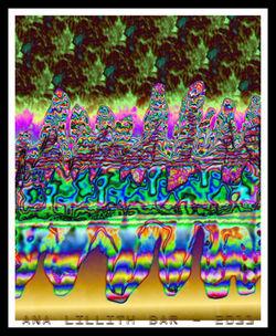 Abstract-131-bordered-deva