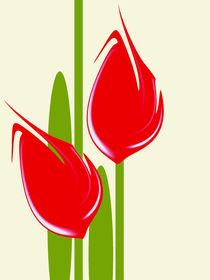 Tulpen von netteart