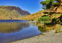 Buttermere Lake District by tkphotography