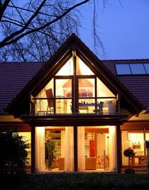 Modernes Einfanmilienhaus by Jürgen Effner
