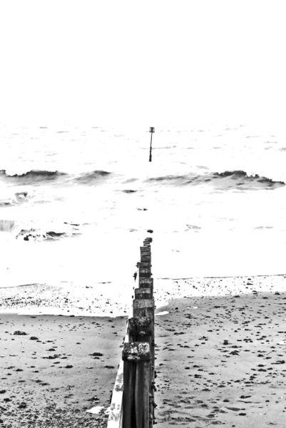 Breakwater-fin