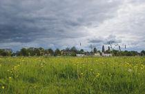Village Green von Nigel  Bangert