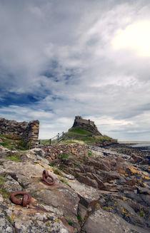Lindisfarne Castle von Nigel  Bangert