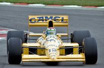 Lotus Type 101T F1 Car von Nigel  Bangert