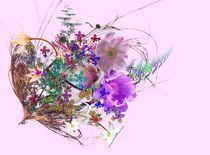 Blumen für die Damen  1 von Ingrid Eichhorst