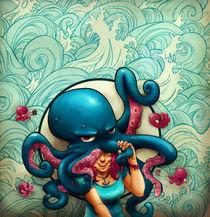 Kraken by Natalie  Behle